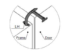 Communication Cabinet Door Parts | Electric Cabinet Doorstop | Power Cabinet  Door Stopper